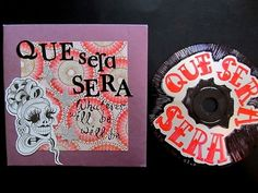 Use multiple mediums! | 16 Cool Ideas For Homemade Mix CD Artwork