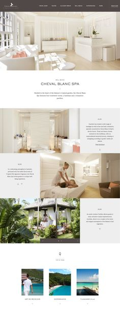 http://stbarthisledefrance.chevalblanc.com/en/ - Agency Dominion's design team reviews and debates a collection of the best hotel and resort website designs we've stumbled across for 2015.