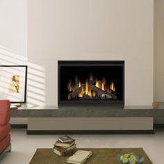 Clean Face BGD42CF Contemporary Design  A 42″ fireplace that adds a contemporary design to any room.