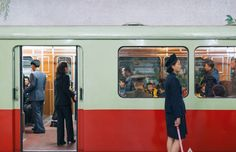 North Korea's Metro Stations Are Not What You Would Expect Photos | Architectural Digest