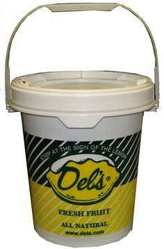 Del's Lemonade mix.