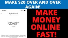 Earn $20 Every 5 Minutes Using This Free Trick (Make Big Money Online) H... Make Money Fast Online, Make Money From Home, Way To Make Money, How To Make, Big Money, Making Ideas, How To Remove, Learning, Free