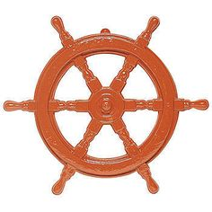 Steer your way to a great nautical party with this plastic captain's wheel. Use our plastic captain's wheel to cruise your way to great decorating.