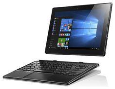 lenovo miix 310 inch tablet with detachable keyboard dock (intel atom 2 gb ram, 32 gb emmc, windows - silver Lenovo Wallpapers, Pc Lenovo, Phone Logo, Shops, Phone Organization, Camera Reviews, 2gb Ram, Cool Gadgets, Keyboard