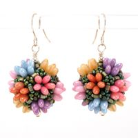 Tila Garden Earrings