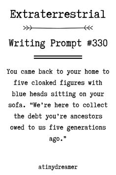 Writing Inspiration Prompts, Writing Prompts Funny, Writing Prompts For Writers, Dialogue Prompts, Creative Writing Prompts, Writing Words, Writing A Book, Writing Tips, Story Prompts