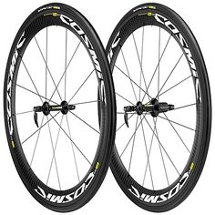Mavic Cosmic Carbone SLE Clincher Wheelset - 2013: Total Cycling