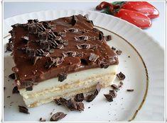 Kremalı Çikolatalı Pasta Tarifi