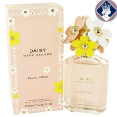 Marc Jacobs Daisy Eau So Fresh 125ml Eau De Toilette Spray EDT Perfume for Women