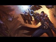 League of Legends - Jayce Art Spotlight