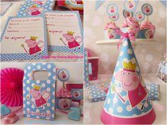 una fiesta de Peppa Pig muy especial 3 Una fiesta Peppa Pig muy especial...
