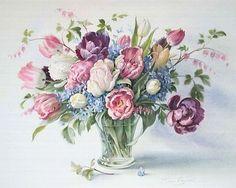 Тюльпаны в живописи. Обсуждение на LiveInternet - Российский Сервис Онлайн-Дневников