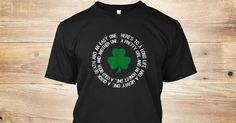 Discover St Patricks Day Toast T-Shirt from Cool T Shirts Shop only on Teespring - Free Returns and 100% Guarantee - This amazing shirt has the whole St. Patrick's...