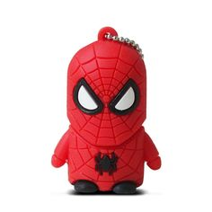 Spiderman 16gb USB Flash Drive Thumb/Car Pen drive pendrives