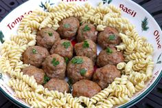 """Is there ever an occasion that is not """"meatball friendly?"""" I just can't think of one to be honest. I recently decided to whip up a turkey meatball recipe that I have been making forever. I Love Food, Good Food, Yummy Food, Healthy Holiday Recipes, Dinner Dishes, Main Dishes, Turkey Meatballs, Lunches And Dinners, Quick Easy Meals"""