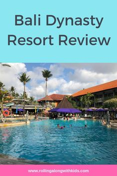 Review of the Bali Dynasty Resort Kuta. Full of photos and info on the resort including family rooms and kids activities. A great Bali family resort and if you are travelling to Bali with kids this is a great place to stay. #bali #baliwithkids #balifamilyholiday #kuta #kutawithkids #baliaccommodation #balidynastyresort All Family, Family Rooms, Family Travel, Resorts For Kids, Family Resorts, Cool Places To Visit, Great Places, Bali With Kids, Bali Accommodation
