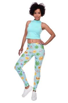 """""""It's always Four Twenty somewhere"""" A great day for som #cool #leggings"""