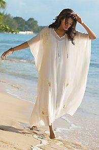 Beachwalk Caftan & Slip