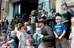 Who's in town for Invasion Colchester today? #Colchester #town #invasion