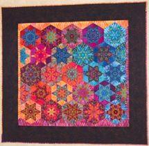 Regina Carter Quilts & Sandy Gunn Embroidery