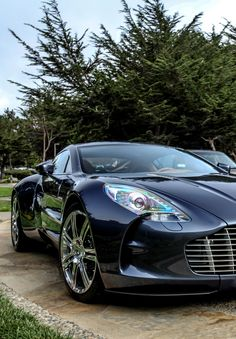 Aston Martin One-7 | Luxury Photography - KouraJewels