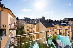 Bostadsrätt till salu på Markvardsgatan 1, 4tr. i Stockholm - Mäklarhuset