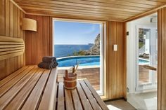 Dream villa with sea access in Puerto de Andratx, Majorca. Photo by Marco Richter.