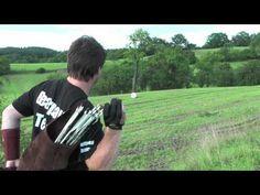 Traditional Archery - Feel the Spirit 07 - Trick Shots -  Traditionelles Bogenschießen - YouTube