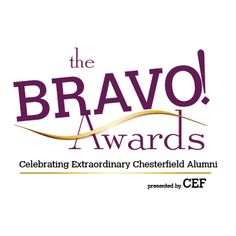 Five Chesterfield alumni honored at annual BRAVO! Awards - http://www.robiouscorridor.com/five-chesterfield-alumni-honored-annual-bravo-awards/