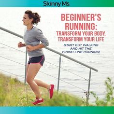 Transform your body with the Beginner's Running Program!