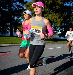 Vegetarians can be endurance athletes, too!