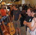 Healdsburg Guitar Festival 2013 is coming in August.    An excellent opportunity to sample some amazing custom instruments, participate in workshops and more!