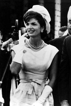 Jackie Kennedy Pearl