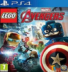 WB Games LEGO Marvel Avengers PS4 No description (Barcode EAN = 5054242384638). http://www.comparestoreprices.co.uk/latest2/wb-games-lego-marvel-avengers-ps4.asp