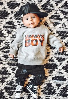 Outfits Niños, Cute Baby Boy Outfits, Toddler Boy Outfits, Cute Baby Clothes, Kids Outfits, Baby Boy Outfits Newborn, Toddler Boys, Newborn Boy Clothes, Baby Boy Hats