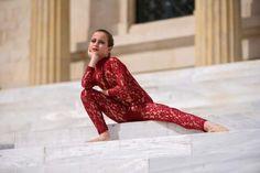 Στο Διεθνή Διαγωνισμό Σύγχρονου Χορού η πρωταθλήτρια Ελλάδος Άννα Μαρία Σταθάκη από τον Ασωπό