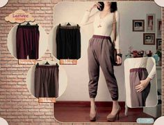 C75  FAbric Wedges  fit to L  IDR 77000