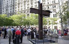 The Cross from Ground Zero