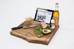 The Big Chop: A Cutting Board with Taste