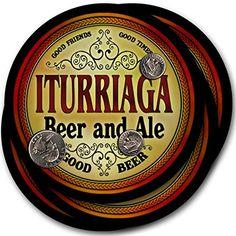 Iturriaga Beer & Ale - 4 pack Drink Coasters ZuWEE https://www.amazon.com/dp/B00PQNN41S/ref=cm_sw_r_pi_dp_x_fEaaybMGH3EJ3