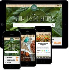 Best android app source code for android developers shabana be guided on the path to lifelong health healthy recipes whole foods forumfinder Choice Image