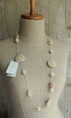 """Sophie Digard – """"Cocentrique"""" Necklace – The French Needle"""