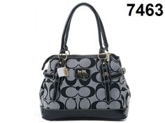 2012 new style Coach handbags wholesale, top quality Coach handbags sale, large discount, fast delivery, free shipping for over 10 items per order
