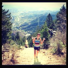 Conquered the Incline