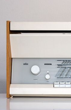 "Dieter Rams    ""Good design is as little design as possible.""    Damn right. Words to live by."