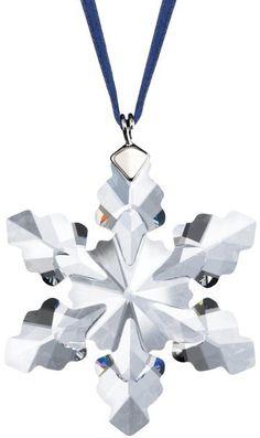 SWAROVSKI 2008 ANNUAL CHRISTMAS ORNAMENT!!!