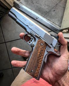 @justchaseofficial // Kimber 1911 Kimber 1911, Kimber America, Hand Guns, Instagram, 1911 Kimber, Firearms, Pistols