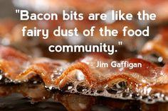 Bacon + Jim Gaffigan = funny