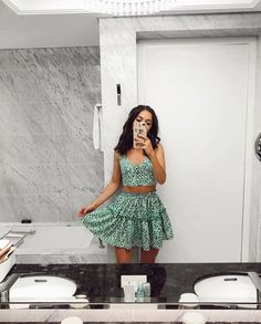 trendy cute summer outfits ideas for women 1 Cute Summer Outfits, Cute Casual Outfits, Spring Outfits, Summer Dresses, Fashionable Outfits, Outfit Summer, Teen Fashion Outfits, Look Fashion, Girl Outfits