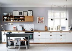 KITCHEN LOVE | Home of the Danish photographer Ditte Isager
